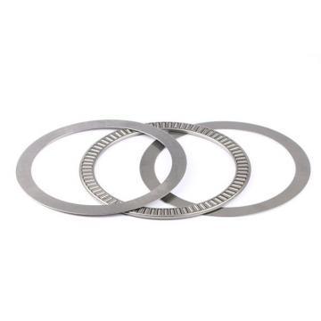 2.125 Inch | 53.975 Millimeter x 2.5 Inch | 63.5 Millimeter x 1.5 Inch | 38.1 Millimeter  IKO BAM3424  Needle Non Thrust Roller Bearings